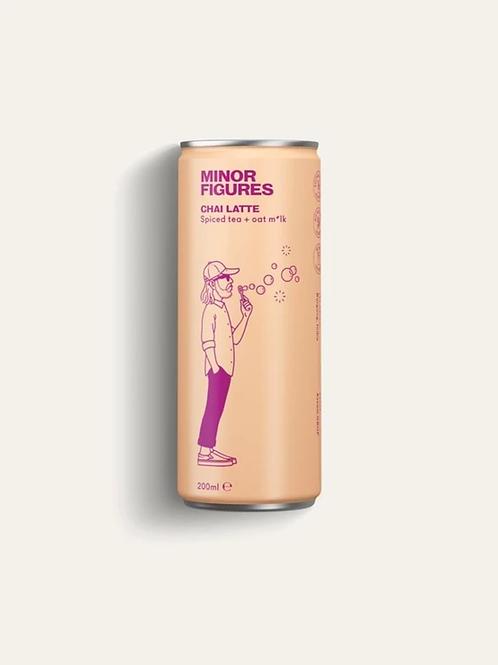 Minor Figures Nitro Cold Brew - Chai Latte (200ml)