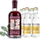 Thumbnail: Sipsmith Sloe Gin (with 6 Fever-Free premium tonic water)