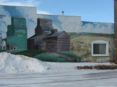 Senior's Centre Mural