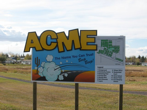 Village of Acme