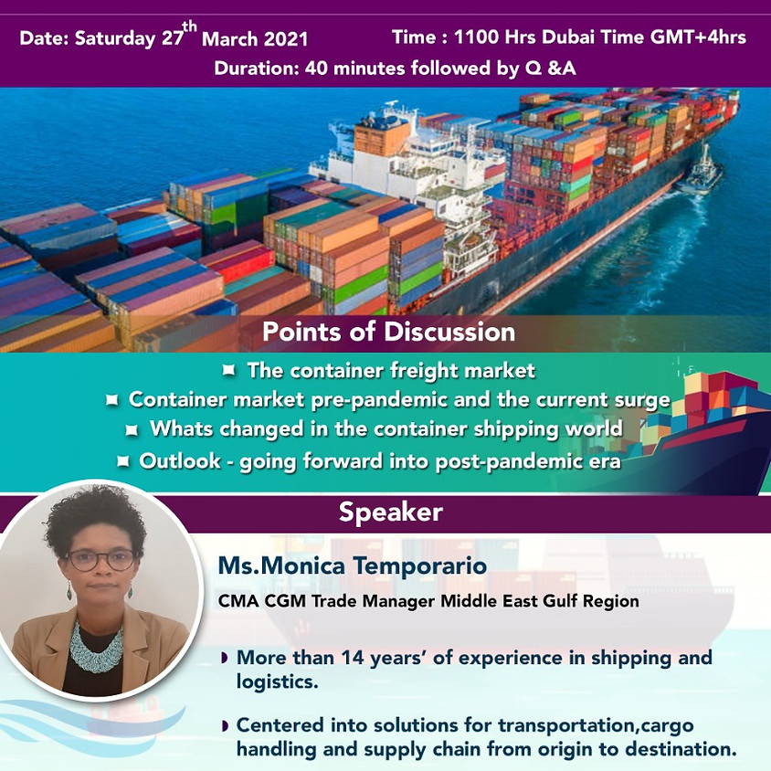 Container Market and Outlook