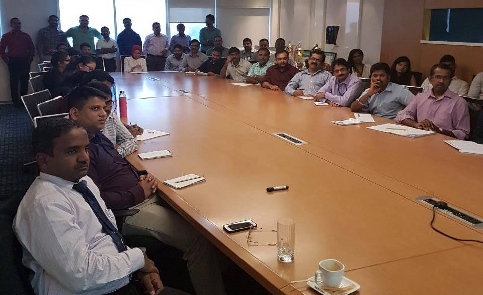 ICS Workshop on Chartering and Laytime at DA Desk