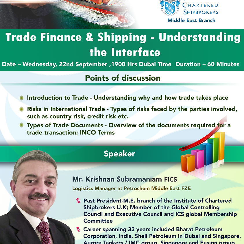Trade Finance and Shipping Understanding the Interface