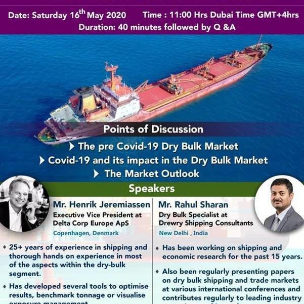 Dry bulk Market Outlook
