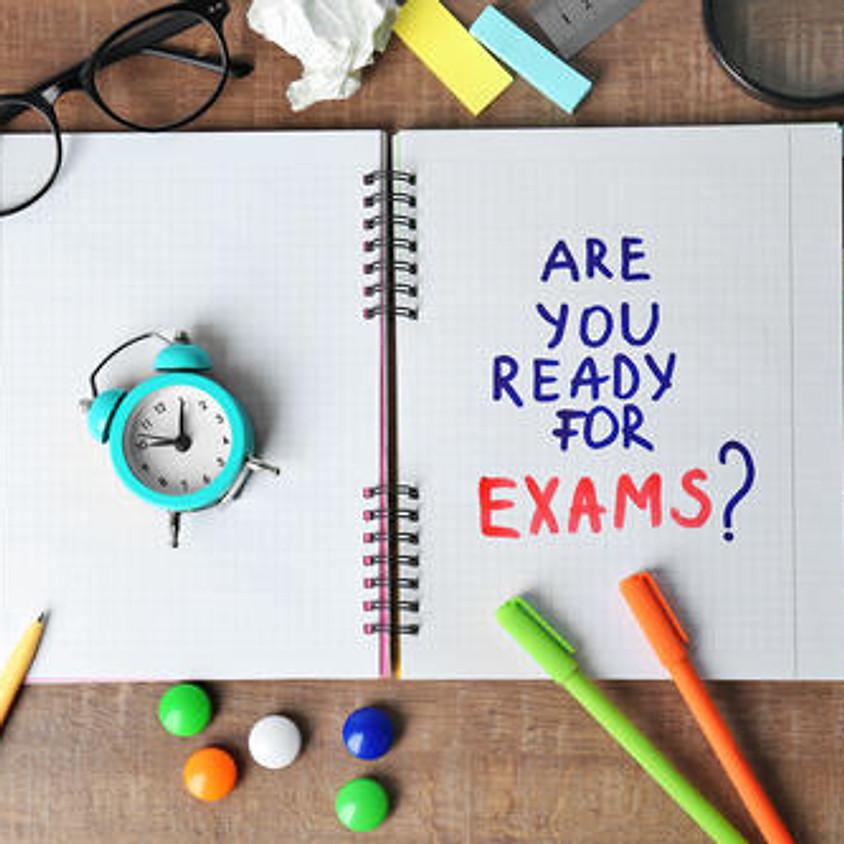 Nov 2020 Exams Begin