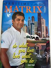 CAPT. ZARIR IRANI MBA, FICS, FIIMS, NAMS-CMS