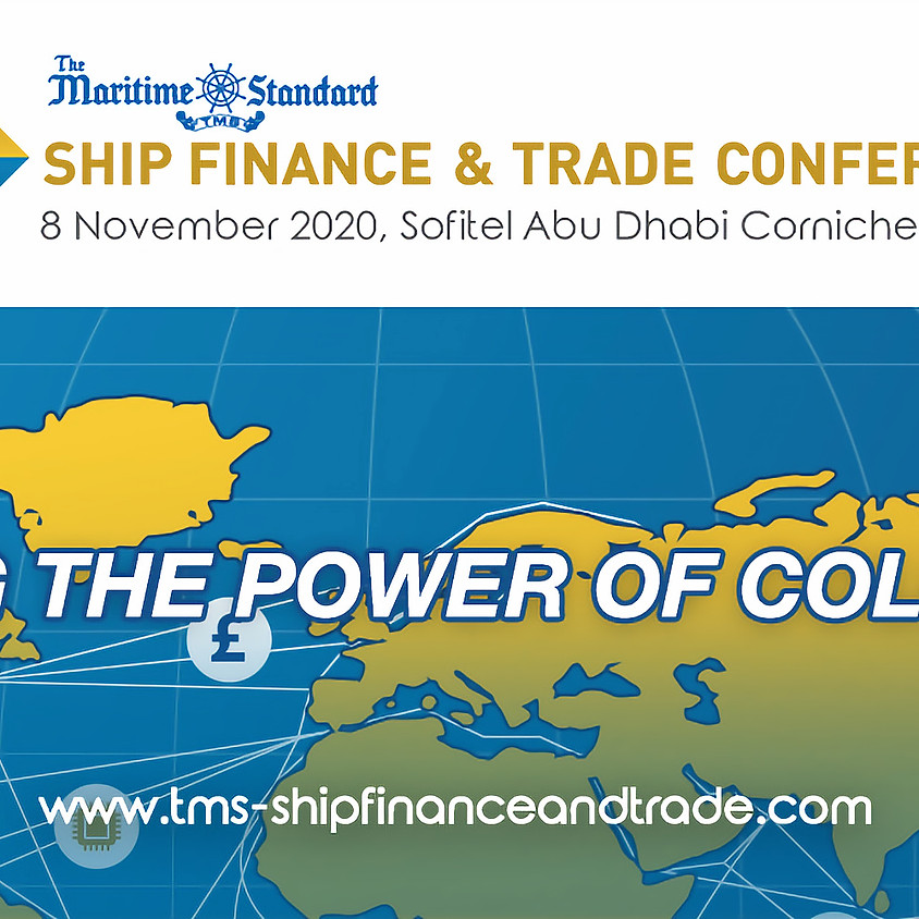Supported Event - The Maritime Standard Ship Finance & Trade Conference 2020