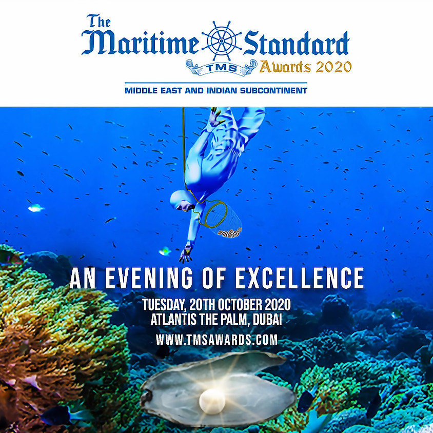 Supported Event - The Maritime Standard Awards 2020