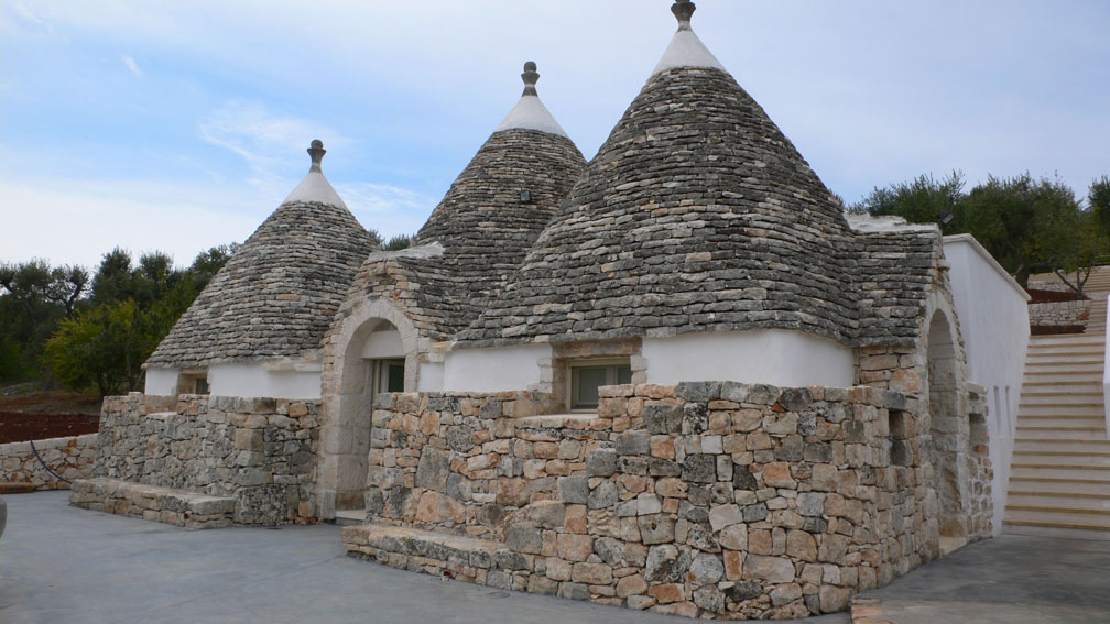 trullo in Salento