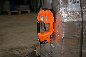 Аккумуляторный упаковочный инструмент Siat