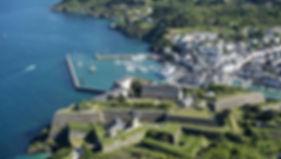 Bretagne, Bell Île