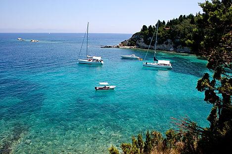 grece , paxos