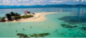 Ilôt Gosier - Guadeloupe - Mouilage sauvage