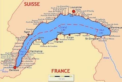 stage de voile France