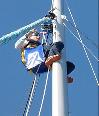 Apprendre la voile, Navigation en solitaire, navigation en solo, équipements du navigateur solitaire, pratique du catamaran habitable en solo