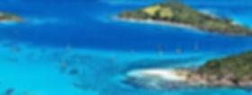Récif coralien Les Grenadines