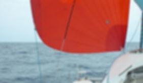Apprendre spinnaker, spi assymétrique, naviguer en catamaran