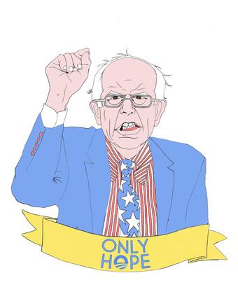 """""""Bernie"""""""
