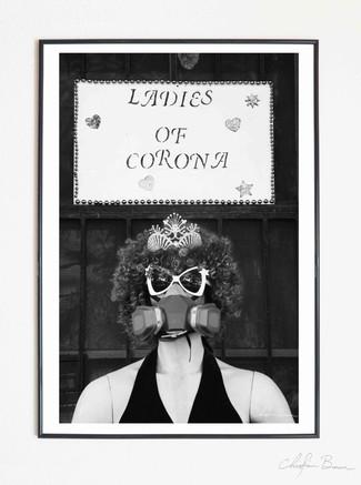 "Ladis of Corona ( 2020_Archives (Series) )"""