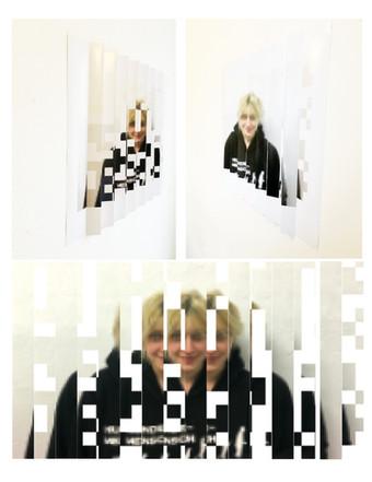 Pixelated Natalia