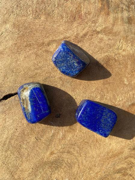 Lapis Lazuli (trommelsteen)