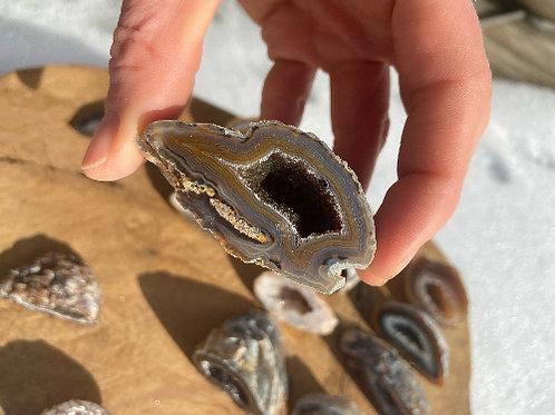 Agaat Geode #11 (klein)