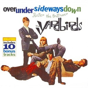 "THE YARDBIRDS ""ROGER THE ENGINEER-OVER UNDER..."""