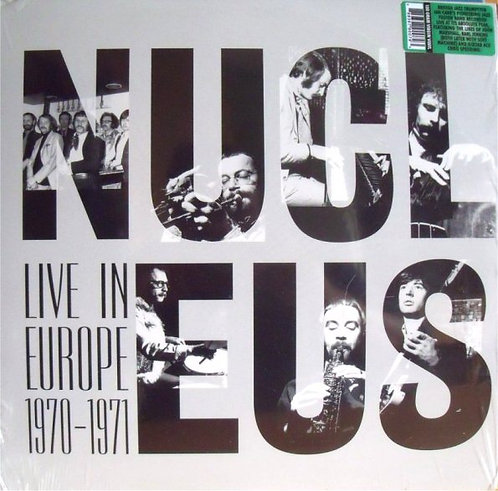 "NUCLEUS ""LIVE IN EUROPE 1970-1971"""