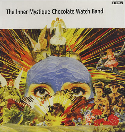 "CHOCOLATE WATCH BAND ""THE INNER MYSTIQUE"""