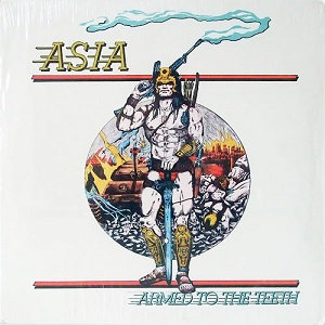 "ASIA ""ARMED TO THE TEETH"""