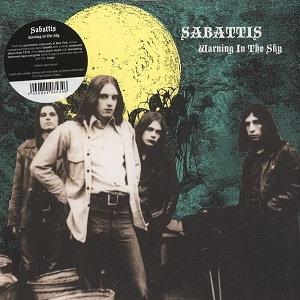 "SABATTIS ""WARNING IN THE SKY"""