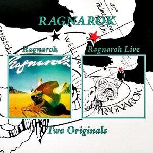"""RAGNAROK """"RAGNAROK/LIVE IN NEW ZELAND 1976"""""""