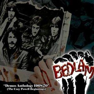 """BEDLAM """"DEMOS ANTHOLOGY 1968-70"""""""