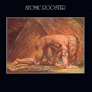 "ATOMIC ROOSTER ""DEATH WALKS BEHIND YOU"""