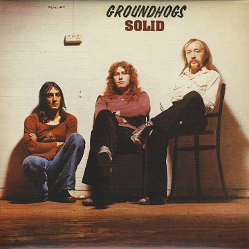 """GROUNDHOGS """"SOLID"""""""