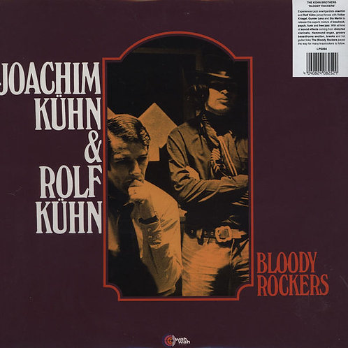 "THE KÜHN BROTHERS ""BLOODY ROCKERS"""