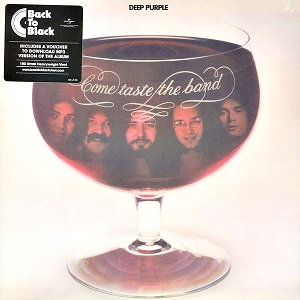 "DEEP PURPLE ""COME TASTE THE BAND"""