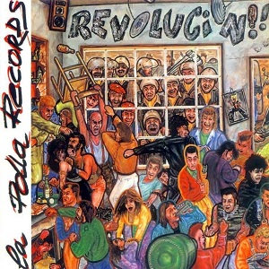 """LA POLLA RECORDS """"REVOLUCION!!"""""""