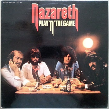 "NAZARETH ""PLAY 'N' THE GAME"""