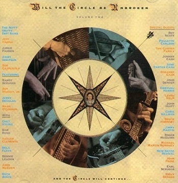 """NITTY GRITTY DIRT BAND """"WILL THE CIRCLE ... VOL.2"""""""