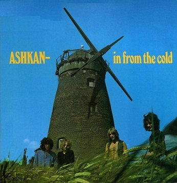 """ASHKAN """"IN FROM THE COLD"""""""
