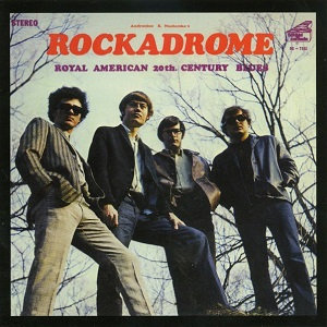 "ROCKADROME ""ROYAL AMERICAN 20th. CENTURY BLUES"""