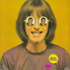 """SAVOY BROWN """"GETTING TO THE POINT"""""""