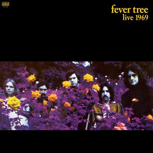 "FEVER TREE ""LIVE 1969"""