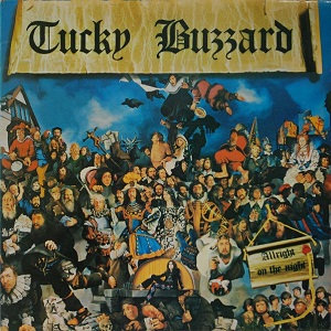 "TUCKY BUZZARD ""ALL RIGHT ON THE NIGHT"""
