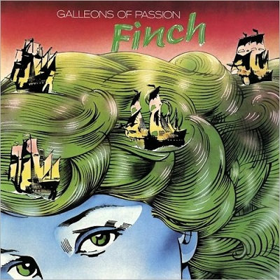 "FINCH ""GALLEONS OF PASSION"