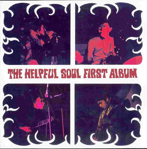 "THE HELPFUL SOUL ""FIRST ALBUM"""