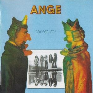"ANGE ""CARICATURE"""