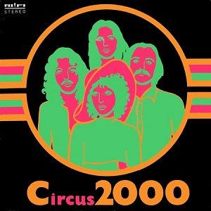 """CIRCUS 2000 """"CIRCUS 2000"""""""