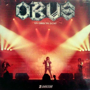"""OBUS """"EN DIRECTO 21-2-87"""""""